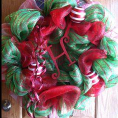 Christmas Wreath!!