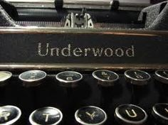 Underwood: What do pop culture favorites Murder, She Wrote, Whatever Happened to Baby Jane, and Moulin Rouge have in common? Their main characters all wrote on an Underwood typewriter. Writer for hire: www.whytheoatmeal...