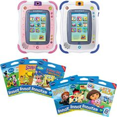 InnoTab 2 Learning App Tablet and Software Bundle