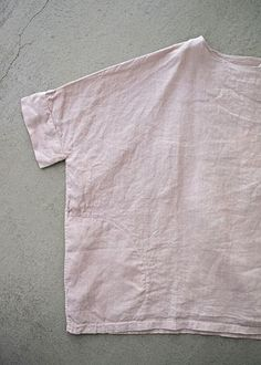 Honnet 핑크 블라우스
