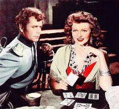 The Loves of Carmen, 1948 Rita Hayworth Glenn Ford