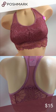 Victoria's Secret pink sports bra Small sports bra PINK Victoria's Secret Intimates & Sleepwear Bras