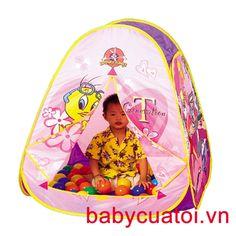 Nhà bóng lều bóng công chúa đáng yêu LR3133