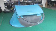 Blue Color Singer Layer 3 Man  Pop Up Tent/2 Seconds Tent/Camping Tent/P...