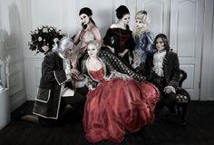 Vampire Ball by pandorasconviction.deviantart.com
