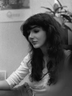 Listen to music from Kate Bush like Running Up That Hill (A Deal With God), Wuthering Heights & more. Find the latest tracks, albums, and images from Kate Bush. Soft Hair, Wavy Hair, Kate Bush Wuthering Heights, Organic Colour Systems, Portraits, Her Music, My Idol, Curly Hair Styles, People
