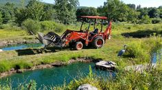 Choose Kubota B21 to meet your landscaping needs with availability of 42 inch pallet forks.