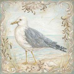 CUADROSTOCK.COM - Cuadro Shore Birds IV / Kate McRostie