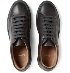 Paul Smith Shoes & Accessories - Basso Leather Sneakers