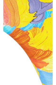 Missoni - Mare Printed Triangle Bikini - Orange - IT