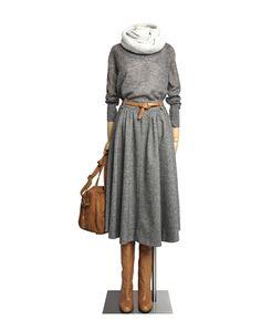 Tweed et fauve