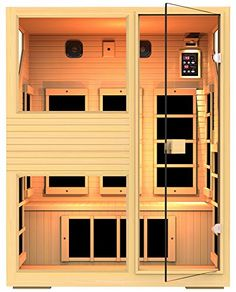 JNH Lifestyles NE3HB1 ENSI Collection 3 Person NO EMF Infrared Sauna Limited Lifetime Warranty For Sale https://bestpatioheaterreviews.info/jnh-lifestyles-ne3hb1-ensi-collection-3-person-no-emf-infrared-sauna-limited-lifetime-warranty-for-sale/