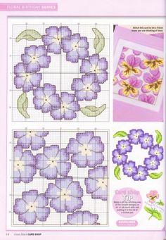 Gallery.ru / Фото #4 - Cross Stitch Card Shop 30 - WhiteAngel