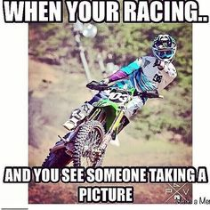 For the sweet love of MOTOCROSS! Our ultimate list of motocross quotes are dirty, funny, serious and always true. Check out our favorite motocross sayings Dirtbike Memes, Motocross Funny, Motocross Quotes, Dirt Bike Quotes, Motorcycle Memes, Racing Quotes, Biker Quotes, Motocross Bikes, Car Jokes