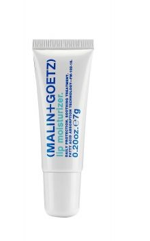 (MALIN + GOETZ) - lip moisturizer. The best - hydrating my lips and is it not sticky or not too shiny.