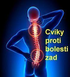 10 protahovacích cviků proti bolesti zad (bederní páteře) Bolest chrbta ...