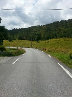 Norway, Eksingedalen, Vetlejord  Smal roads, drive carefully