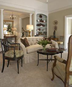 Living Room | Knight-Carr