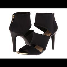 BNIB Jessica Simpson Black Elsbeth Brand new in box Jessica Simpson Elsbeth! Cute gold zipper and extremely comfortable! Jessica Simpson Shoes