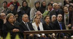 Bertone ordena obispo al gallego Rodríguez Carballo bajo la unánime invitación al Papa de visitar Galicia