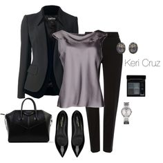 Style Set 1 by keri-cruz on Polyvore featuring polyvore, fashion, style, Alberta Ferretti, Tom Ford, Jaeger, Yves Saint Laurent, Givenchy, ADORNIA and Piaget