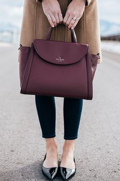 Kate Spade Cobble Hill Adrien Bag | Little J Style