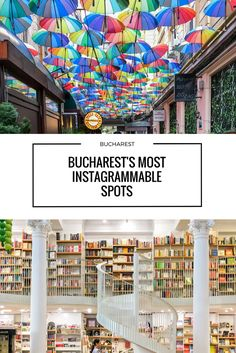 Bucharests most Instagrammable Spots!