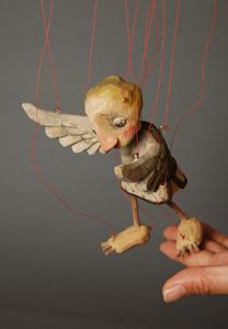Marionette // Sculptures // Dolls