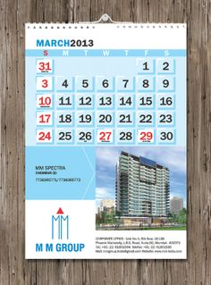 MM Group - Calendar
