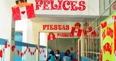 recursos para educación inicial: DECORANDO NUESTRO JARDINCITO POR FIESTAS PATRIAS...