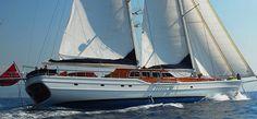 Crewed Yacht Charter Turkey