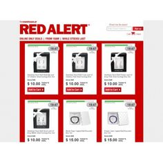 Up to 80% OFF Jewellery Gifting @ The Warehouse Red Alert - Bargain Bro