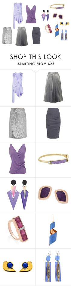 """""""Dla Juli 2"""" by styletherapist ❤ liked on Polyvore featuring Cushnie Et Ochs, Miss Selfridge, J.Crew, Nicole Miller, Armani Collezioni, Laundry by Shelli Segal, Toolally, Vince Camuto, Monica Vinader and STELLA McCARTNEY"""