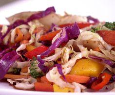Verduras Thai | Tailandesa | Mais Você - Receitas Gshow