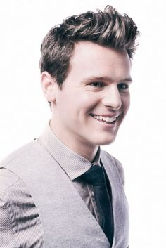 Jonathan Groff--my future husband. Sure we haven't met yet, but we will fall for each other.
