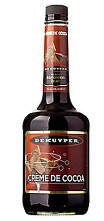 DeKuyper Creme de Cacao (Dark) | Hampton Roads Happy Hour