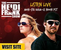 Heidi Hamilton and Frank Kramer -- You really have to listen to the whole show.