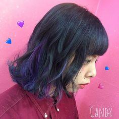 WEBSTA @ sayapandy - pinkの壁バージョン*Candyお任せカラー神の髪質カラーだったので。笑楽しく好きなようにさせていただきました*happyカラーはやっぱり楽しい!!*ご予約はコメントDMからも受付できます*#kenje#藤沢#カラー#color#hair#アッシュ#神奈川#ボブ#Candy#美容師#美容室#撮影#相互フォロー#ヘアスタイル#ヘアカラー#style#beauty#オシャレ#followme#ラブ#沖縄#デザインカラー#マニパニ#はで#カラフル#ピンク#かわいい#キャンディ#体育祭#体育祭カラー
