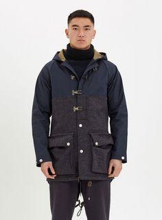 Nigel Cabourn  #outerwear #coat #jacket #Britishmade