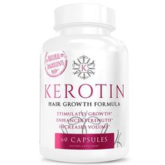 Learn how Kerotin has helped thousands of women grow longer, stronger hair naturally. Kerotin Hair Growth formula is a proven solution for hair growth and health. Try it Today and Start your Hair Journey! New Hair Growth, Vitamins For Hair Growth, Hair Vitamins, Natural Hair Growth, Hair Growth Pills, Eyebrows, Eyeliner, Grow Hair Back, Mascara