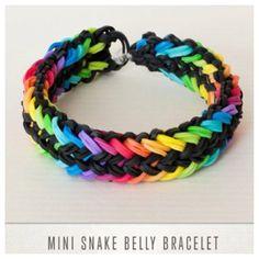 Mini Snake Belly