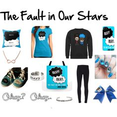 """""""I do Augustus, I do."""" by kkthefox on Polyvore"""