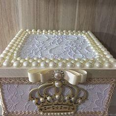 #caixacomperolas#babyluxo#babyfashion#kitmaternidade#princess#handmad