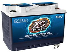 "xs power d4800 12 volt agm 3000 amp sealed car audio batterypower cellterminal - Categoria: Avisos Clasificados Gratis  Item Condition: New XS Power D4800 12 Volt AGM 3000 Amp Sealed Car Audio BatteryPower Cell""TerminalAuthorized Dealer MAKE OFFER FOR LOWEST PRICE!Price: US 279.99See Details"