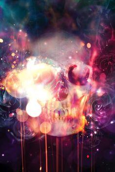'Dark Light I' - NOPATTERN / Chuck Anderson: Art, design, & creative direction