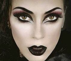 cool witch makeup for halloween . - cool witch makeup for halloween … cool witch makeup for halloween Gothic Makeup, Fantasy Makeup, Easy Halloween, Halloween Costumes, Witch Costumes, Vintage Halloween, Pretty Halloween, Vintage Witch, Halloween Stuff