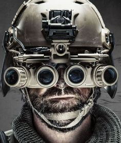 Special Forces PMC Private Military Contractor Head Gear Setup @aegisgears