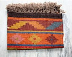 Turkish Kilim Rug Vintage Rug Hand Woven Kelim Rug Hane Made Area Rugs #Turkish