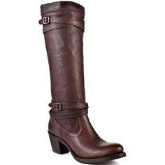Frye Shoes Women's Casual Heels: Frye Shoes Jane Strappy 76396 Heels