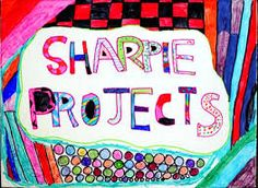 Image result for ways to use sharpies